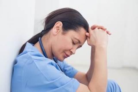 distressed Caregiver