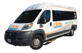 Ride Connect Transportation   CANES Community Care